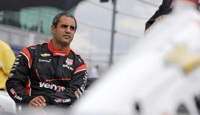 Juan Pablo Montoya competirá el sábado en el Texas Motor Speedway. (AP/DARRON CUMMINGS)