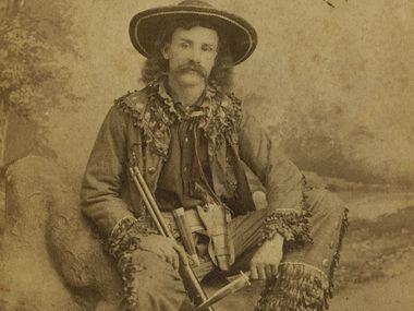 "Texas Ranger Andrew Jackson Sowell fought in the 1840 Battle of Plum Creek against the Comanches. He also wrote about his time with the Rangers. He's part of a new book by Doug J. Swanson, titled ""Cult of Glory: The Bold and Brutal History of the Texas Rangers."""