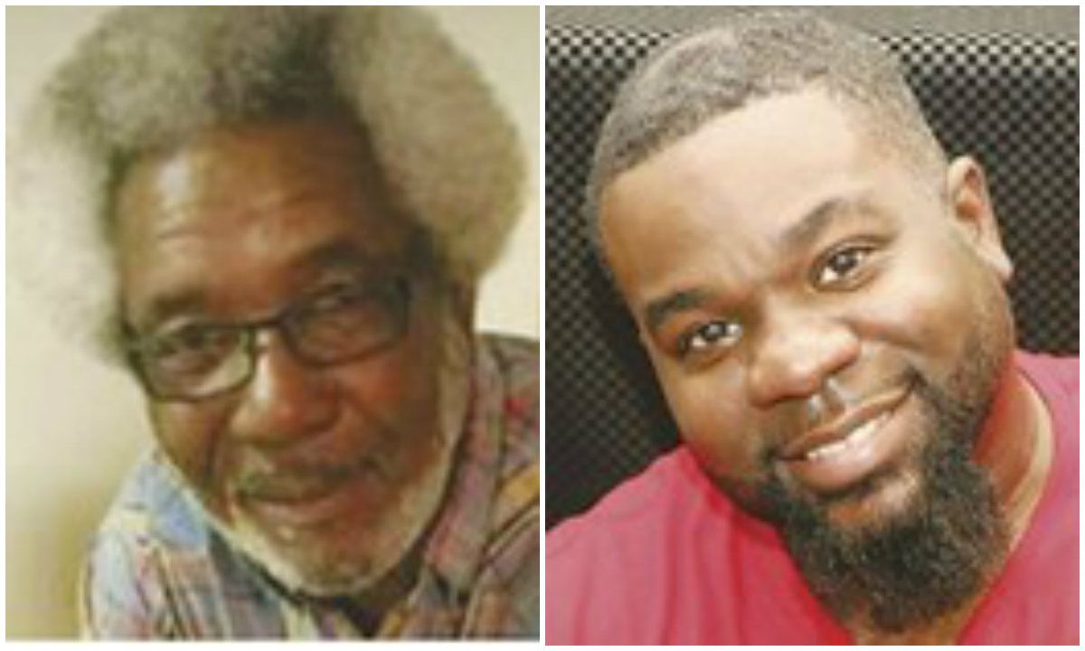 Irby Walton Sr. (left) and Irby Walton Jr. were found fatally shot March 11 in their east Oak Cliff apartment.
