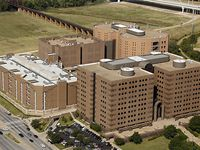 File photo of the Dallas County Jail.