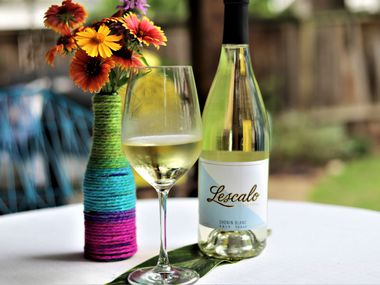 "Fall Creek Vineyard's ""Lescalo"" Chenin Blanc"""