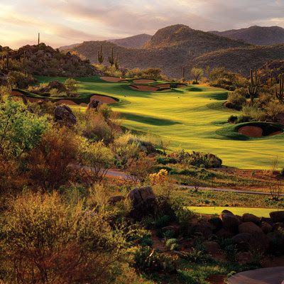 The Stone Canyon Club north of Tucson is one of the private golf courses included in the deal.