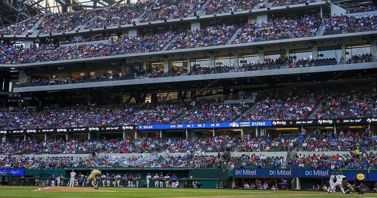 Curse of Globe Life Field? Why the Texas Rangers can't even be called the kings of their new castle
