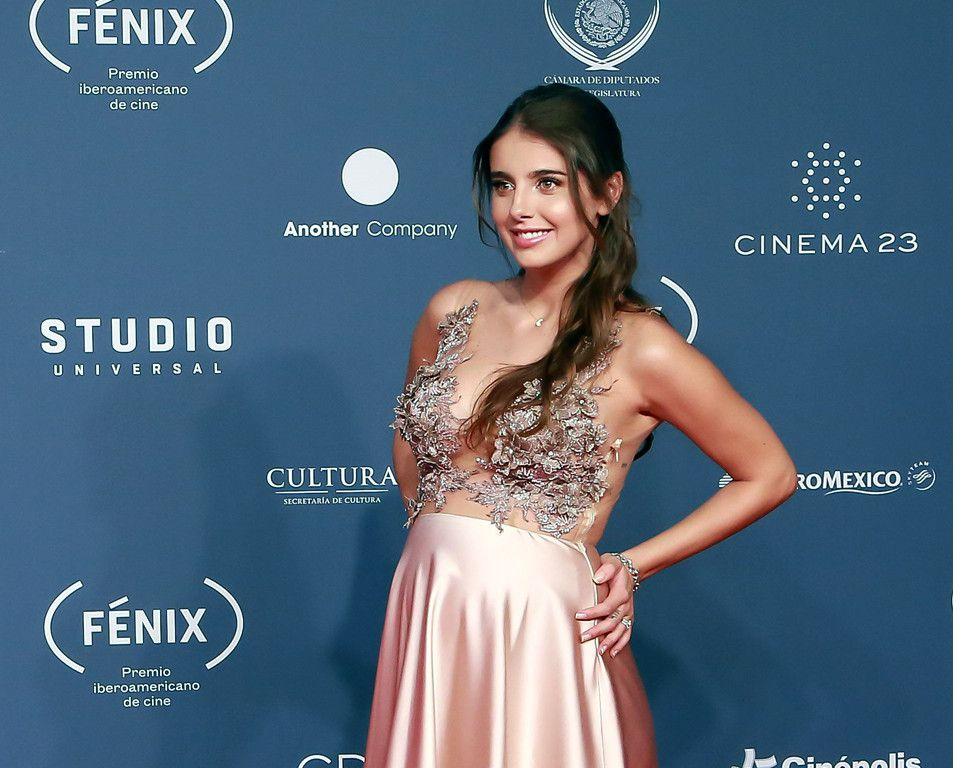 Michelle Renaud, protagonista de la telenovela La Sombra del Pasado, ha sorprendido a sus admiradores porque a los 15 días de ser mamá ya pesaba lo mismo que antes de embarazarse./ AGENCIA REFORMA