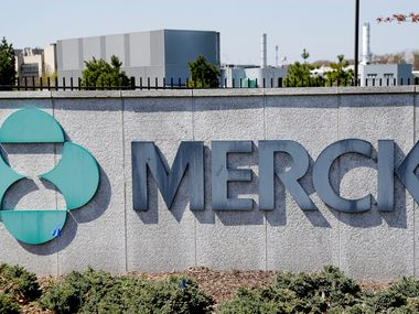 Merck's corporate headquarters is in Kenilworth, N.J.