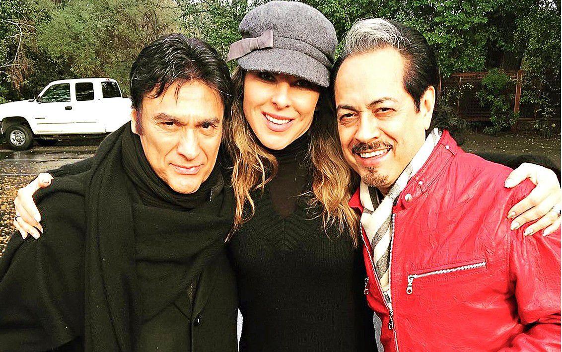 Kate se reunió hace 5 semanas con Jorge y Hernán Hernández de Los Tigres del Norte en Estados Unidos/ AGENCIA REFORMA