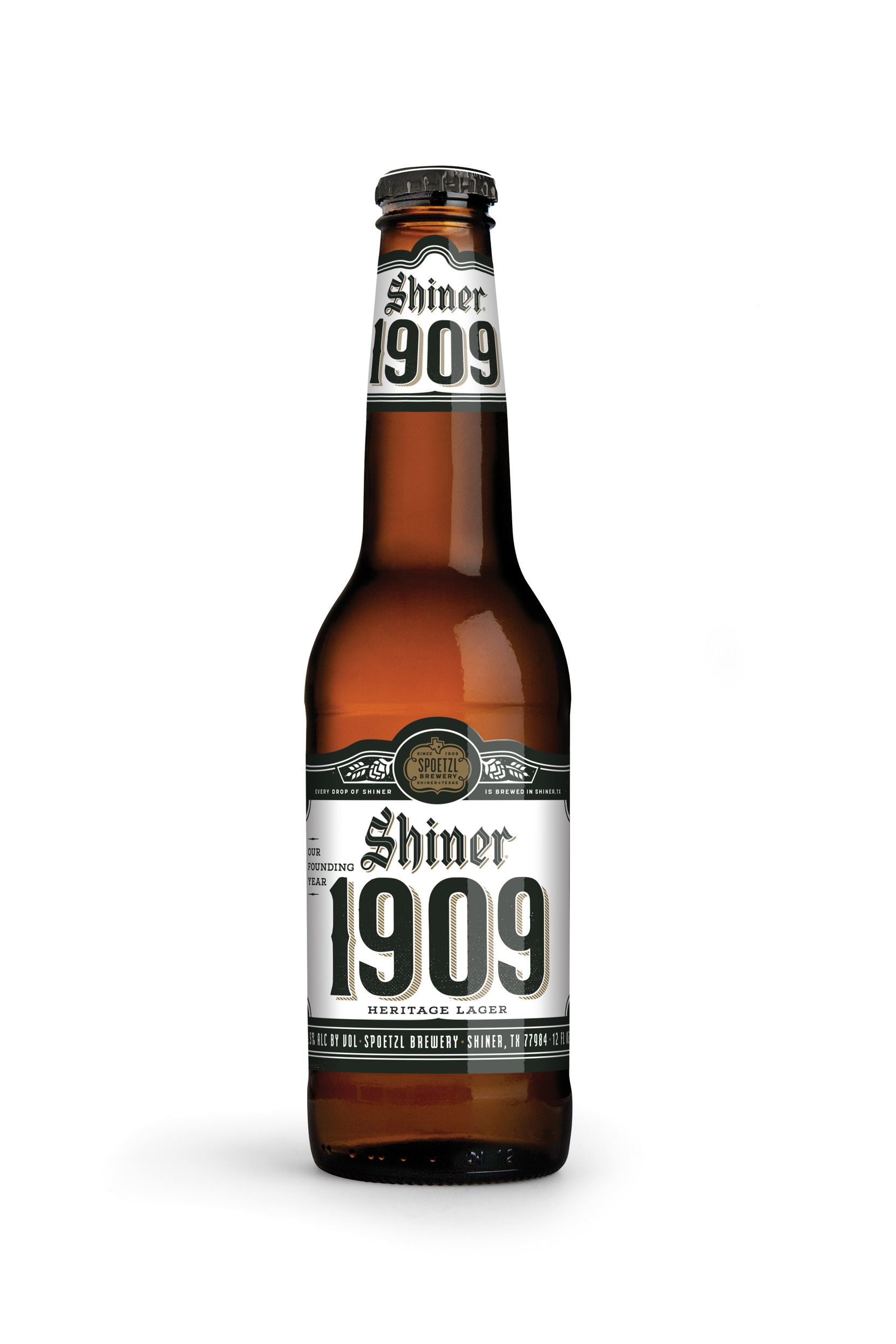 Shiner releases 1909 Heritage Lager