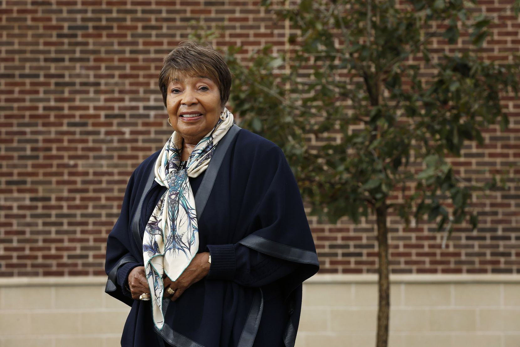 """Rep. Eddie Bernice Johnson, D-Dallas, said the """"difficulty that I experienced"""" over the past four years was that the """"Republicans never knew where Trump was going to be"""" on any given issue, making it hard to build bipartisan support."""