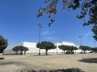 The former Academy sporting goods store new Town East Mall will be converted to showroom and warehouse space by the new owners.