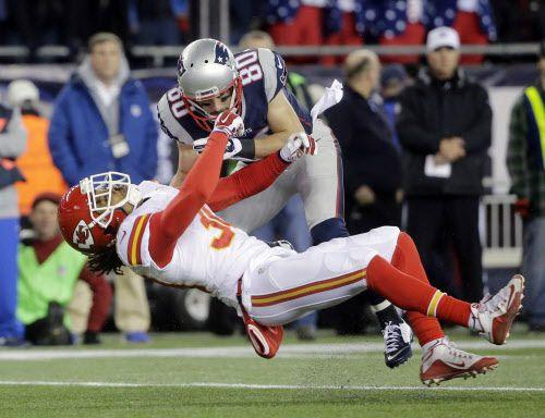 Patriots y Chiefs son dos de los equipos más fuertes esta temporada en la NFL. Foto AP
