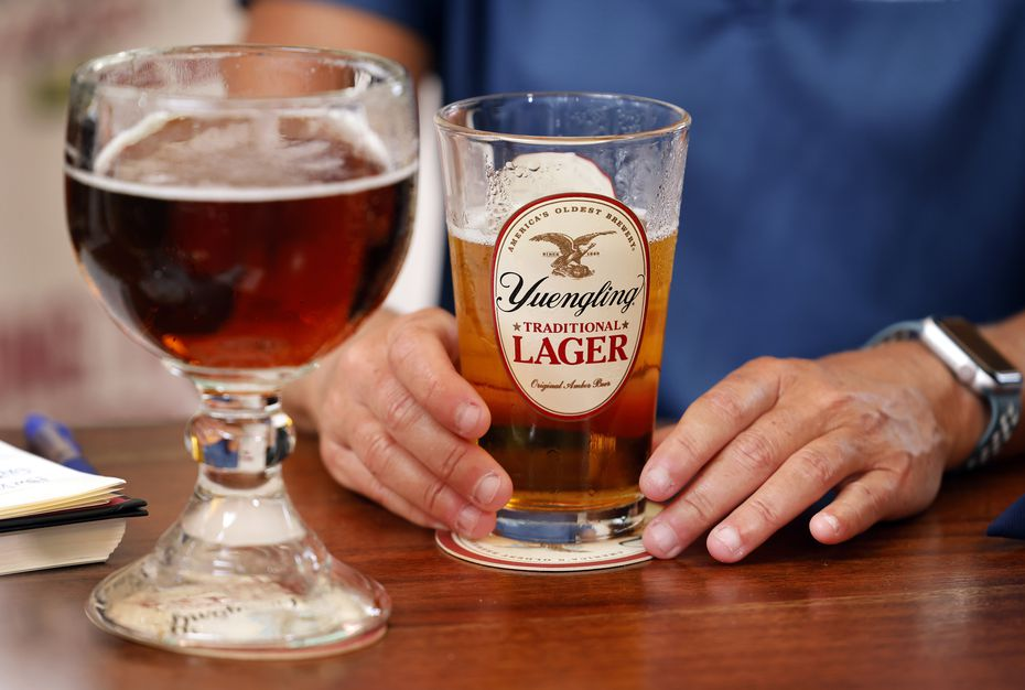 Yuengling Lager, a medium-bodied beer, makes up for about 80% of Yuengling's sales. Yuengling partnered with Molson Coors Beverage Company to launch four beers in Texas in 2021.
