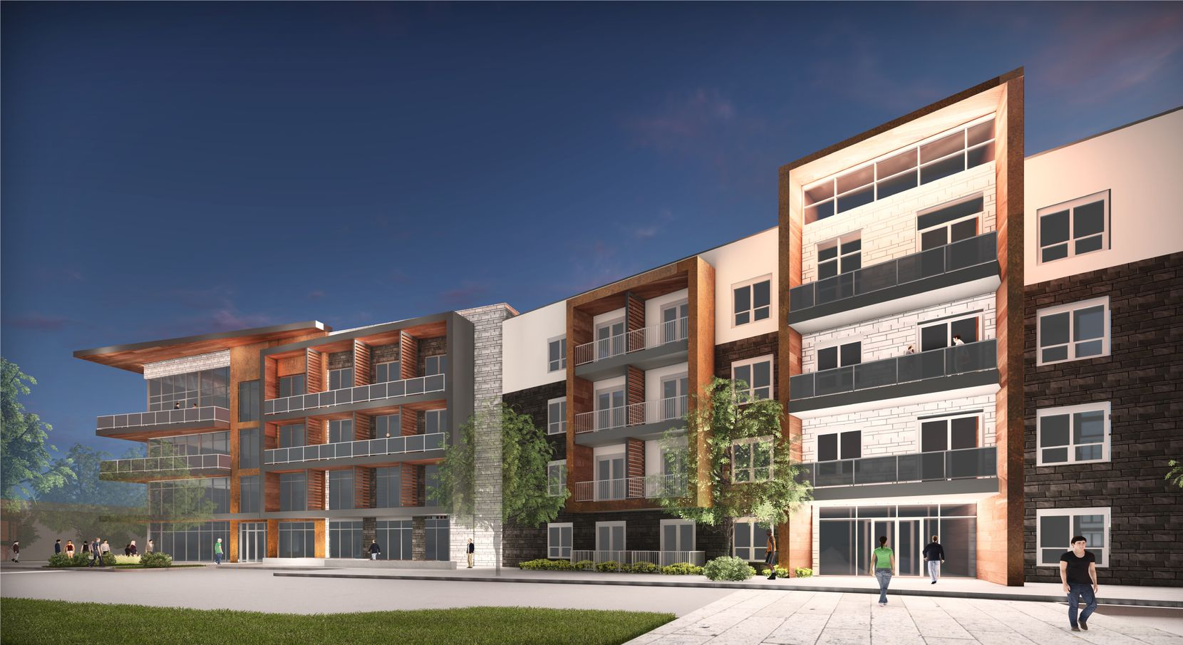 JPI's Alpha West apartments will have 409 units.