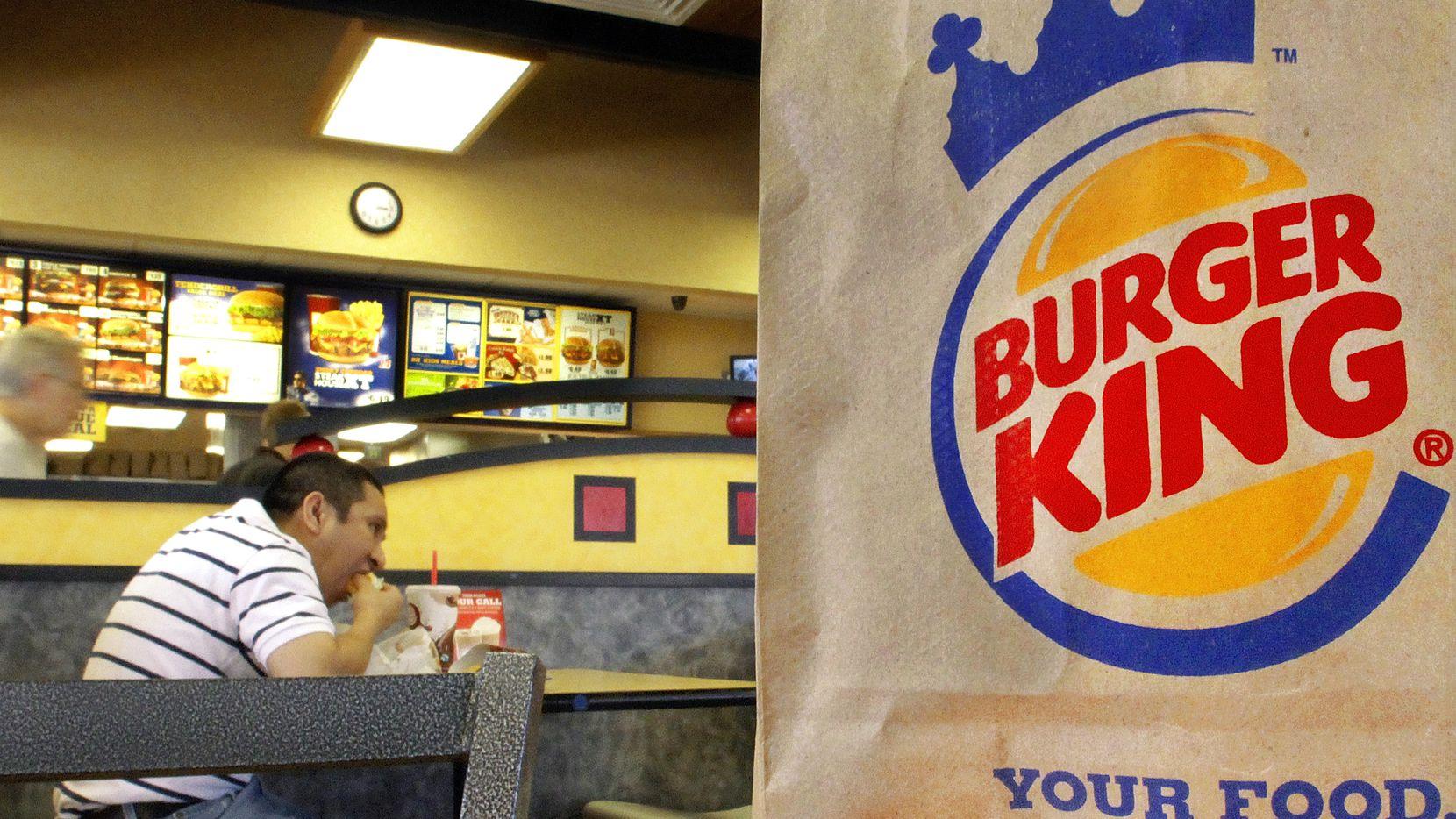"""Burger King lanza el """"Snack Box""""."""