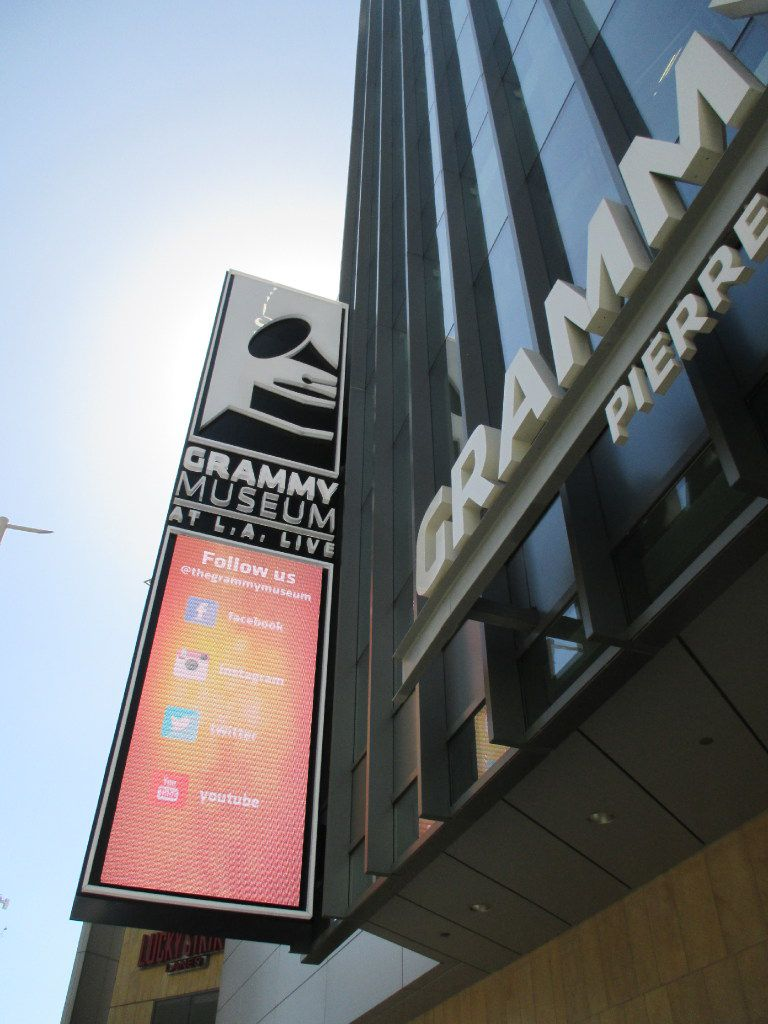 A special exhibit at the Grammy Museum in Los Angeles commemorates the groundbreaking 1967 Monterey International Pop Festival.