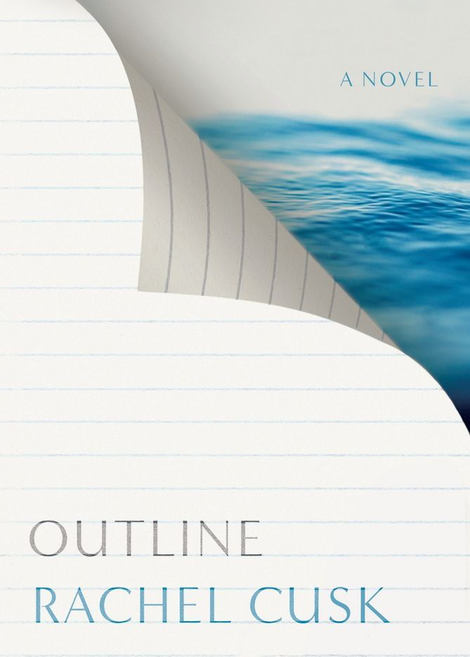 Outline, by Rachel Cusk