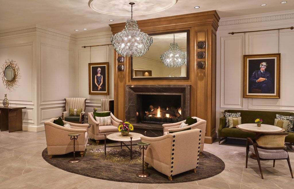 The Whitley Hotel in Buckhead, formerly the Ritz-Carlton, has been rebranded and renovated.