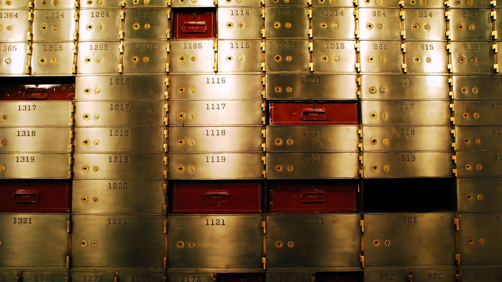 If you have a safe deposit box, you should visit it once a year to make sure your payments and contact details are current.