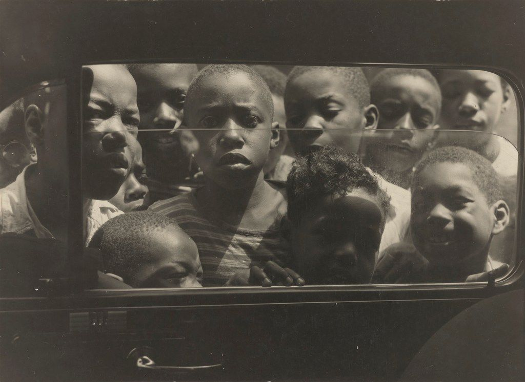 Work by Gordon Parks will be on display at the Amon Carter Museum of American Art this fall.