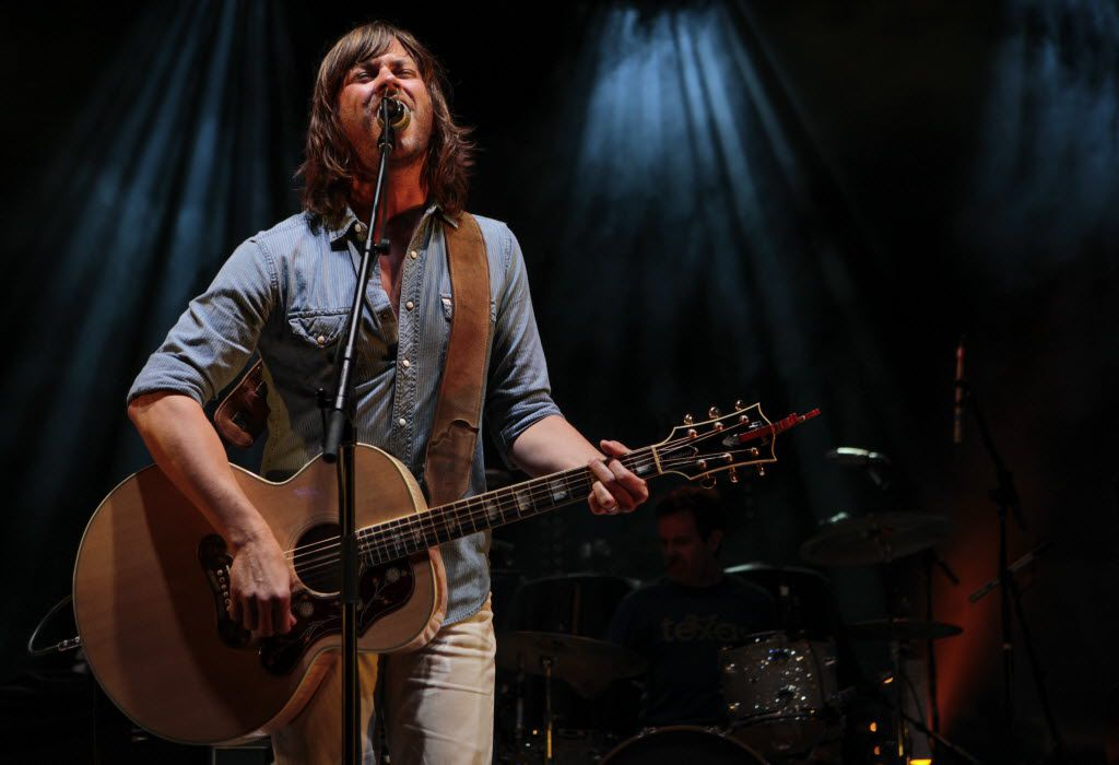 Rhett Miller photographed in 2014 by Jim Tuttle for 'The Dallas Morning News'