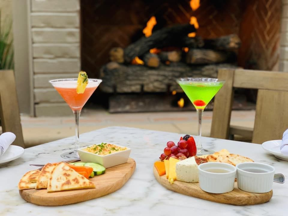J. Theodore boasts an eclectic menu, signature gin and tonic recipes and over 100 different martinis. It's located at 6959 Lebanon Road, Suite 110, Frisco.