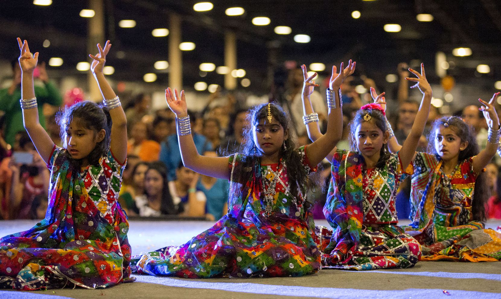 Look for nonstop entertainment by local and Bollywood performers at this weekend's Diwali Mela festivities at Cotton Bowl Stadium in Fair Park.