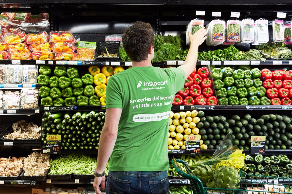 San-Francisco-based Instacart has been expanding its local drive-up options, adding Albertsons and Tom Thumb this week.