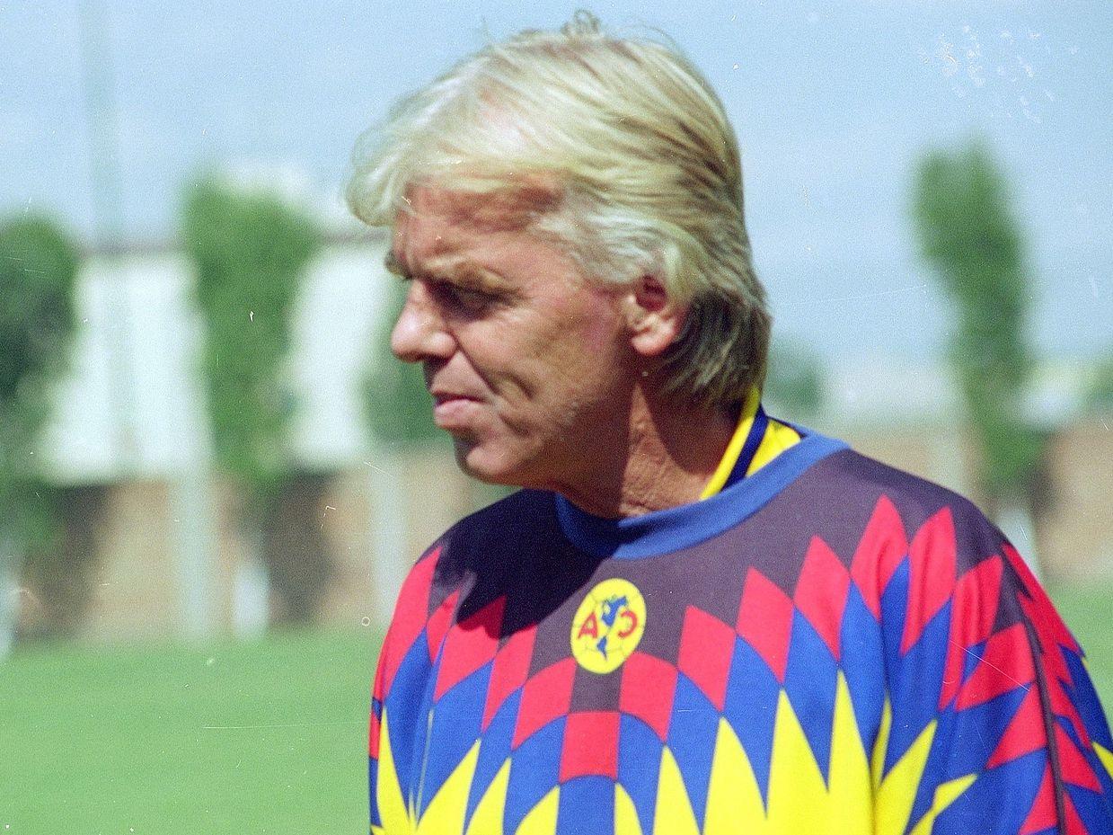 El técnico holandés Leo Beenhakker dejó una huella imborrable en las Águilas del América.
