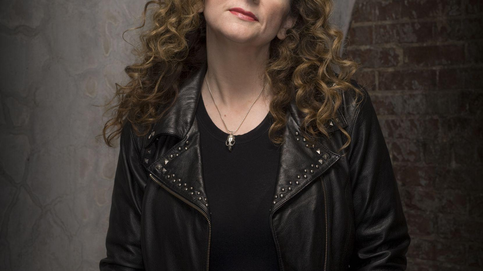 Author Laurell K. Hamilton