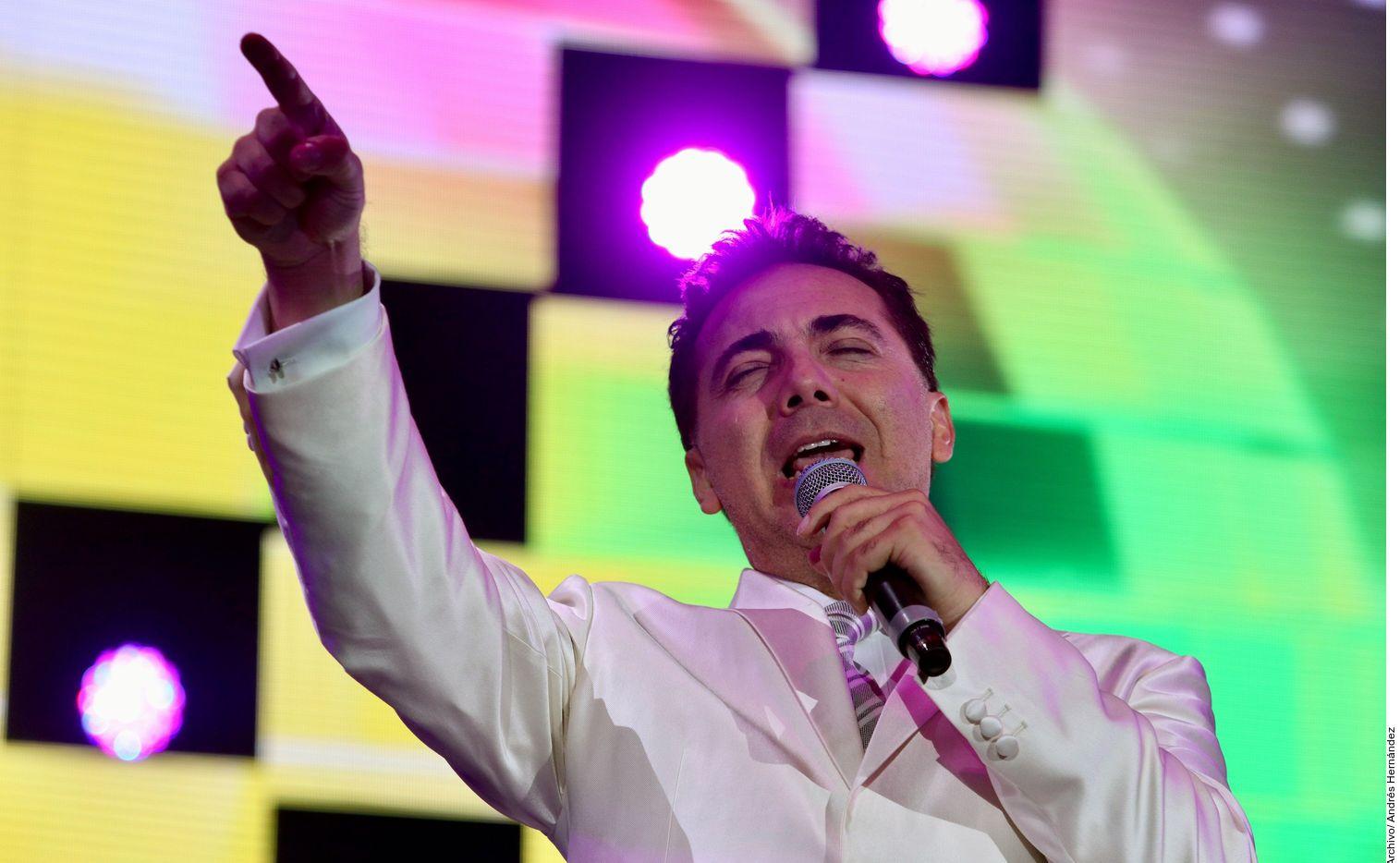 """Cristian Castro era un fuerte candidato para protagonizar el musical """"Jesucristo Súper Estrella"""", el cual se estrenó este fin de semana en la Ciudad de México."""