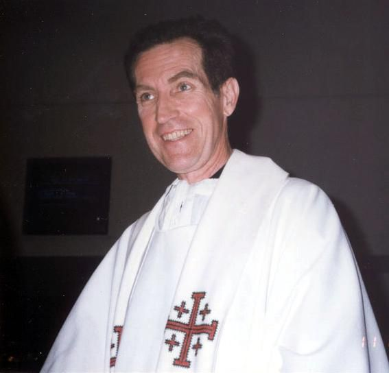 The Rev. Richard Brown appeared at the Call to Holiness conference in 1996 in the Detroit suburb of Sterling Heights.
