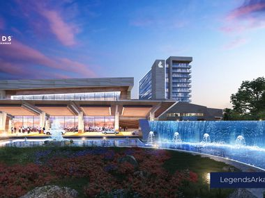 The Legends Resort & Casino Arkansas will be one of the first full-service casinos in the state. Proposed amenities include 1,200 slot machines, a 200-room luxury hotel and an outdoor water park.