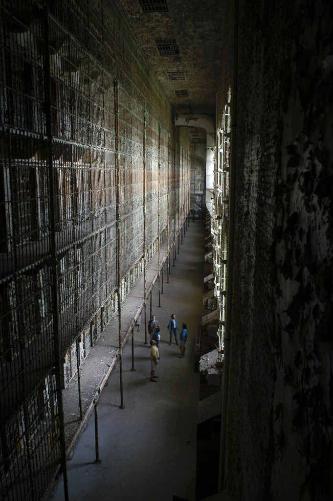 The Ohio State Reformatory, the site of the Escape From Blood Prison production held throughout Halloween season, was the setting for The Shawshank Redemption. It offers tours year-round.
