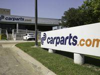 The CarParts.com distribution center in Grand Prairie.