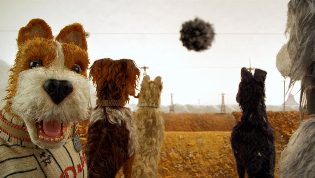 """Who let the dogs out? Wes Anderson's """"Isle of Dogs."""""""