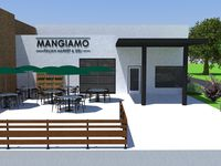 Mangiamo Italian Market and Deli will open in Celina by the end of the year. (Algier Hospitality)