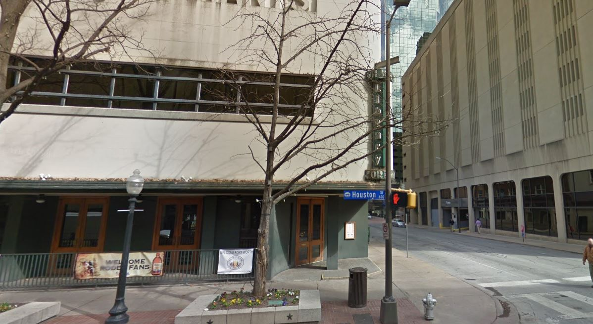 The Library Bar, where the alleged incident occurred, is in downtown Fort Worth, a few blocks from Sundance Square.