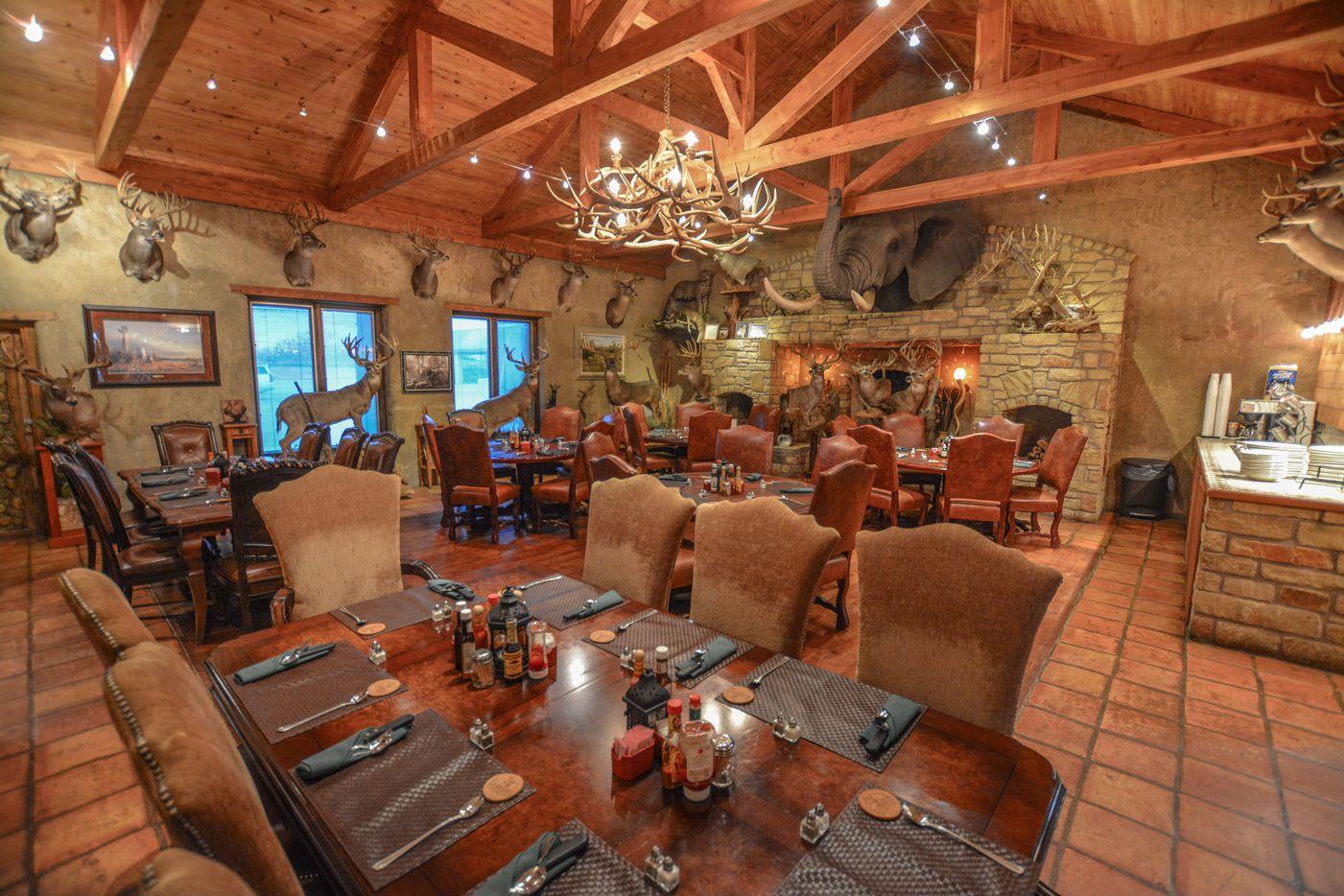 The La Bandera Ranch is more than 18,000 acres.