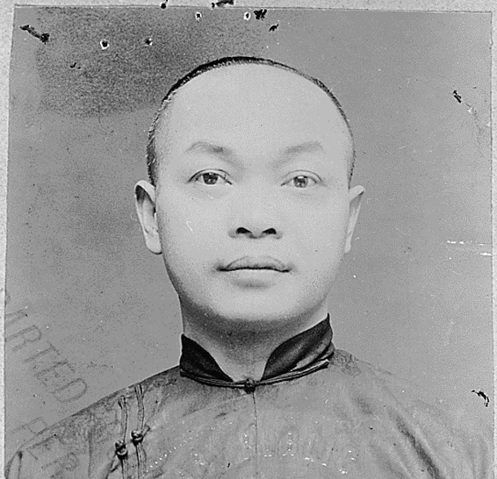 Wong Kim Ark, born in San Francisco to Chinese parents in 1871, was the subject of the landmark Supreme Court case that established birthright citizenship.