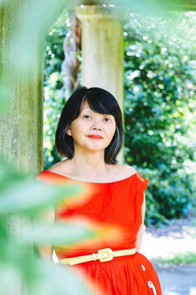 Gina Apostol, author of Insurrecto.