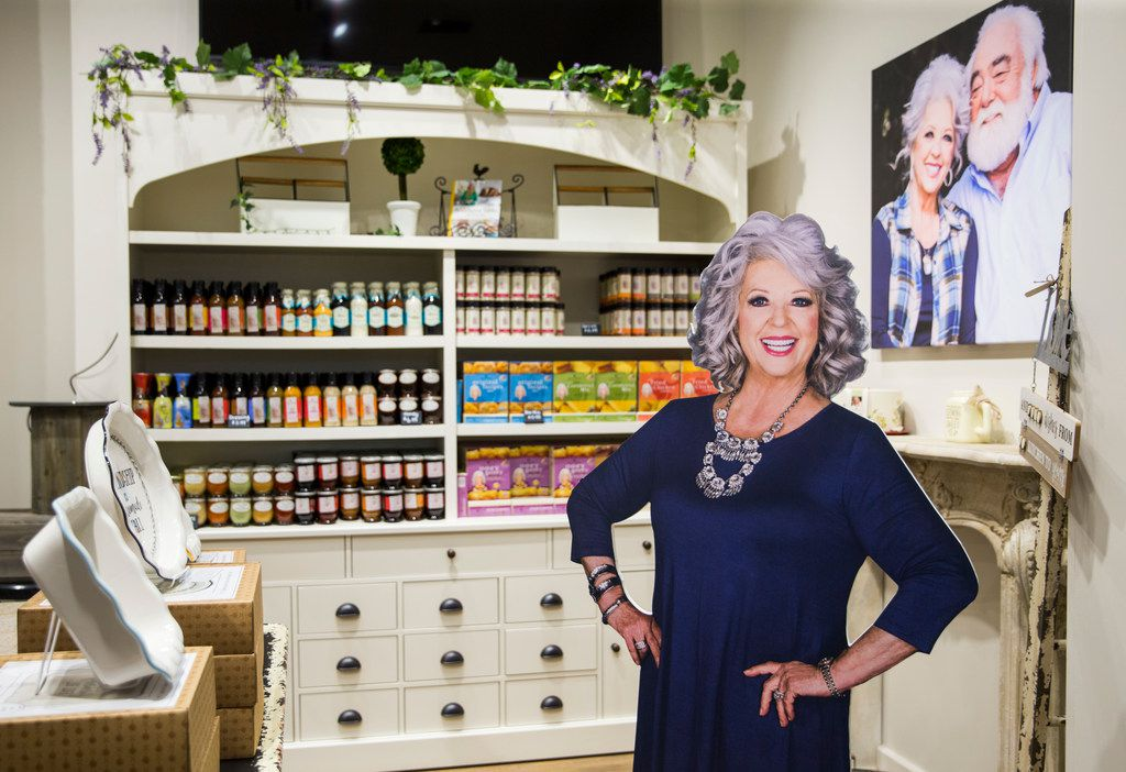Paula Deen's Family Kitchen restaurant and retail store in Fairview, Texas, closed.