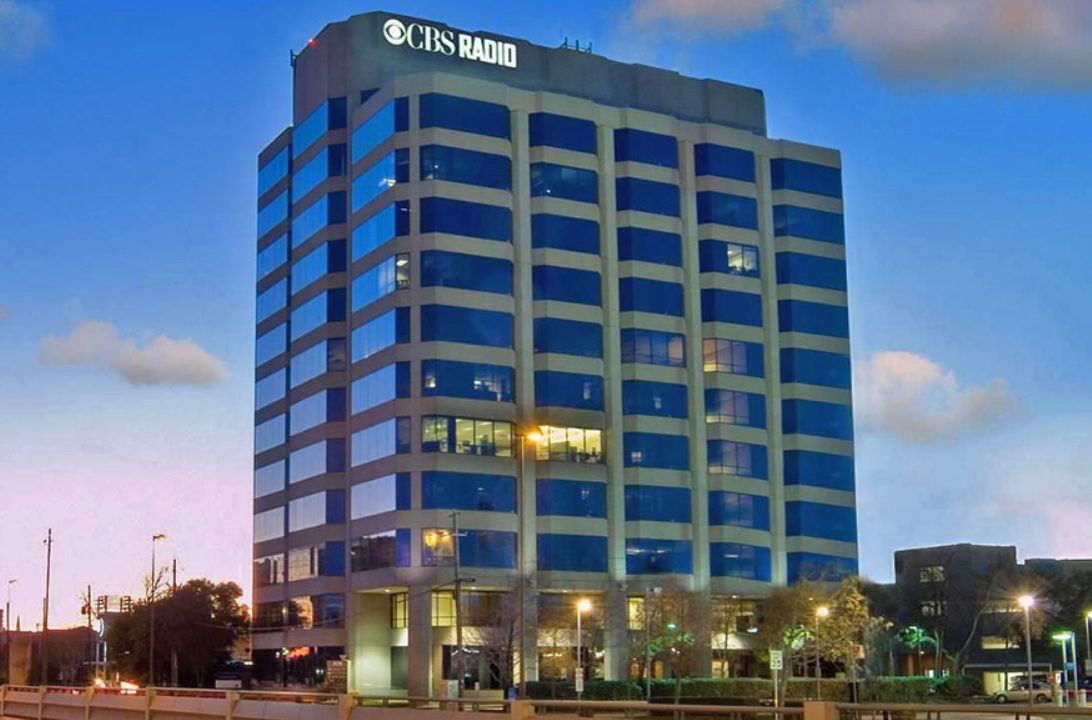 WorkSuites has rented two floors in the CBS Radio Tower on North Central Expressway.