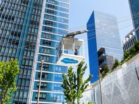 Salesforce is based in San Francisco, where the company has a 25-year sponsorship for naming and signage rights at the four-block-long Salesforce Rooftop Park.