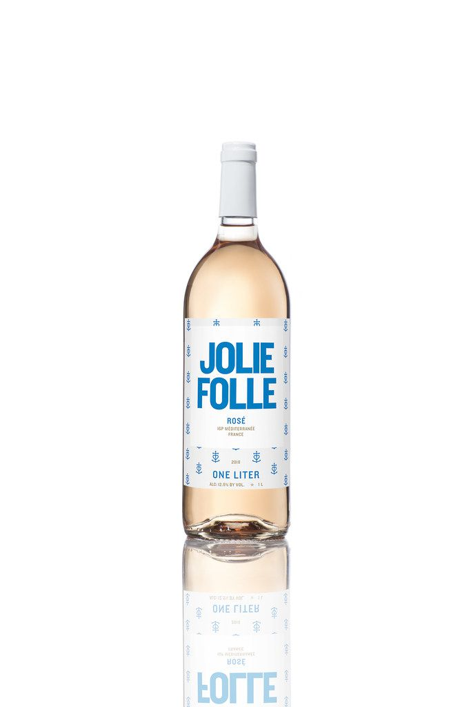 Jolie Folle from Crazy Beautiful Wines