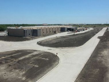 Compass Datacenters new Red Oak building will be finished before the end of the year. Google owns land next door for another project.