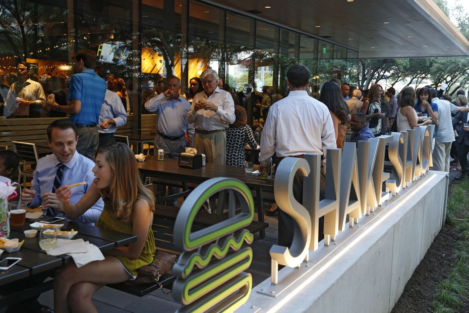 When the first Shake Shack in North Texas opened in Dallas in mid-2016, it was one of the hottest restaurants that year.