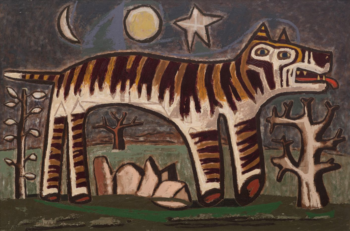 The Mighty Tiger, William Lester, 1948