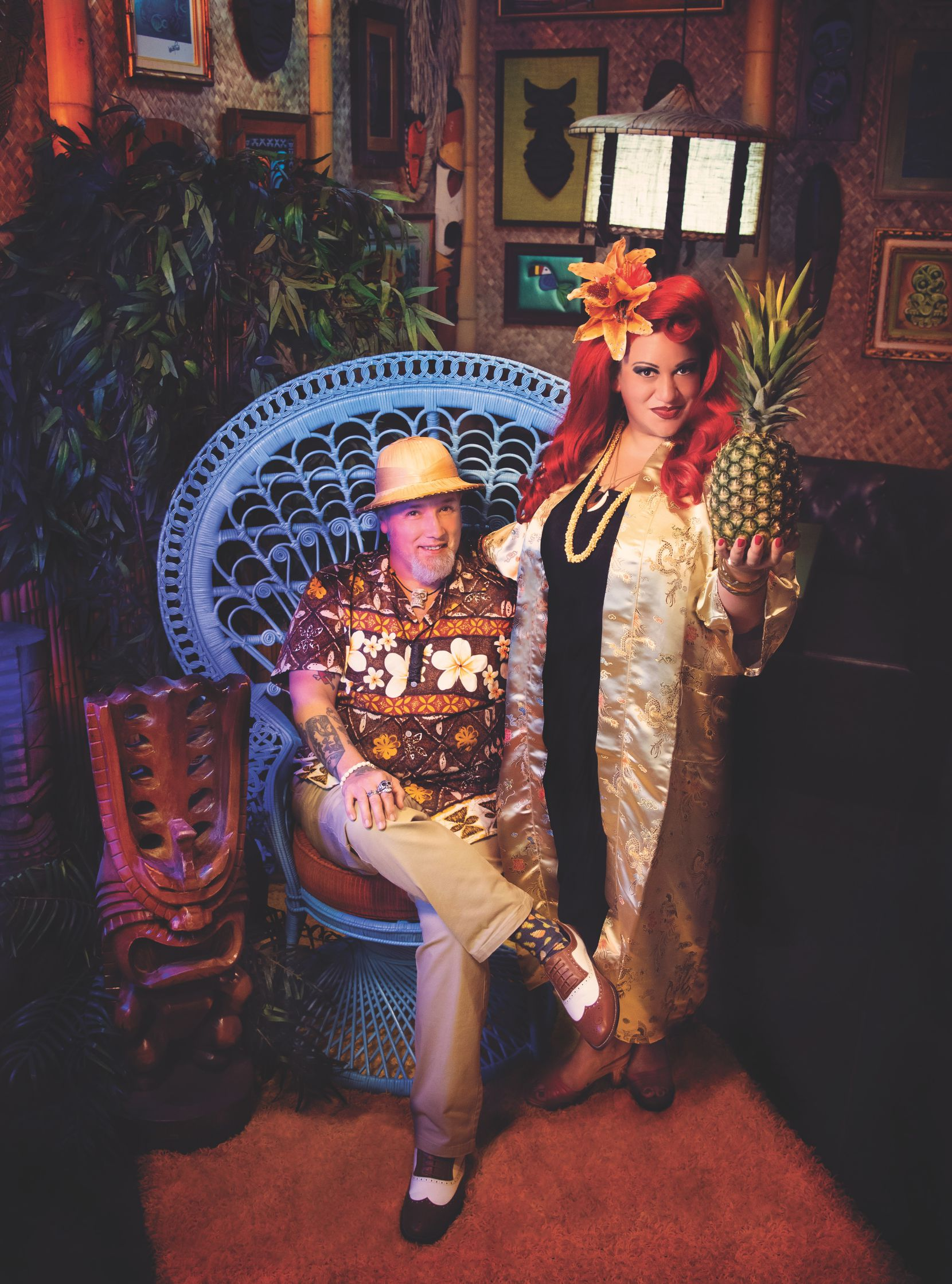 Swizzle is a new tiki restaurant and bar on Greenville Avenue.