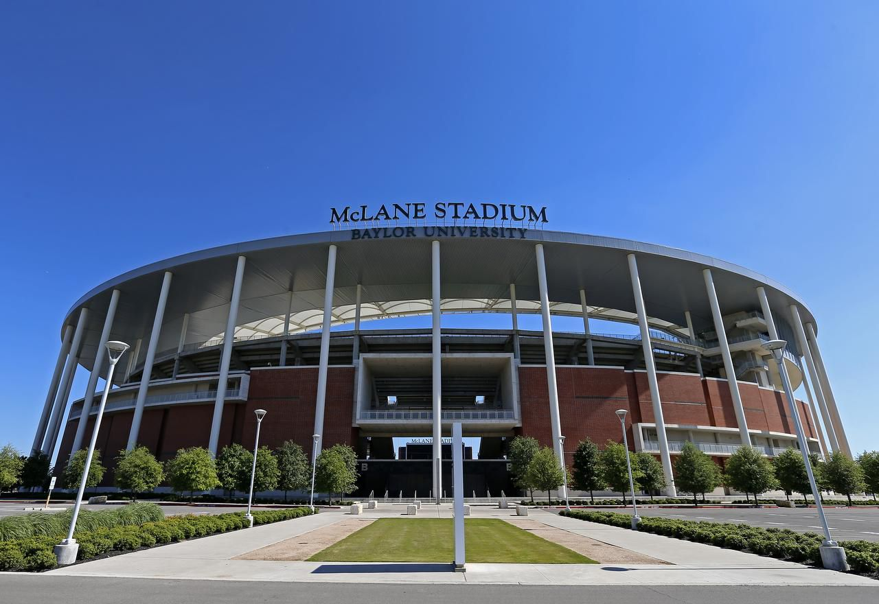 McLane Stadium on the Baylor University campus in Waco, Texas, Tuesday, May 3, 2016. (Jae S. Lee/The Dallas Morning News)