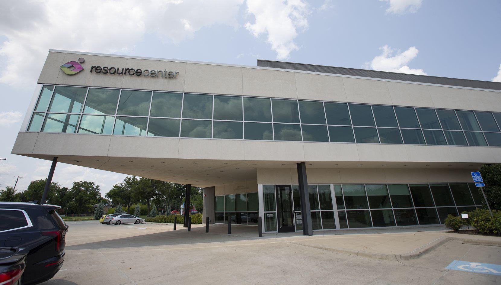 Resource Center, Dallas' LGBTQ community center.