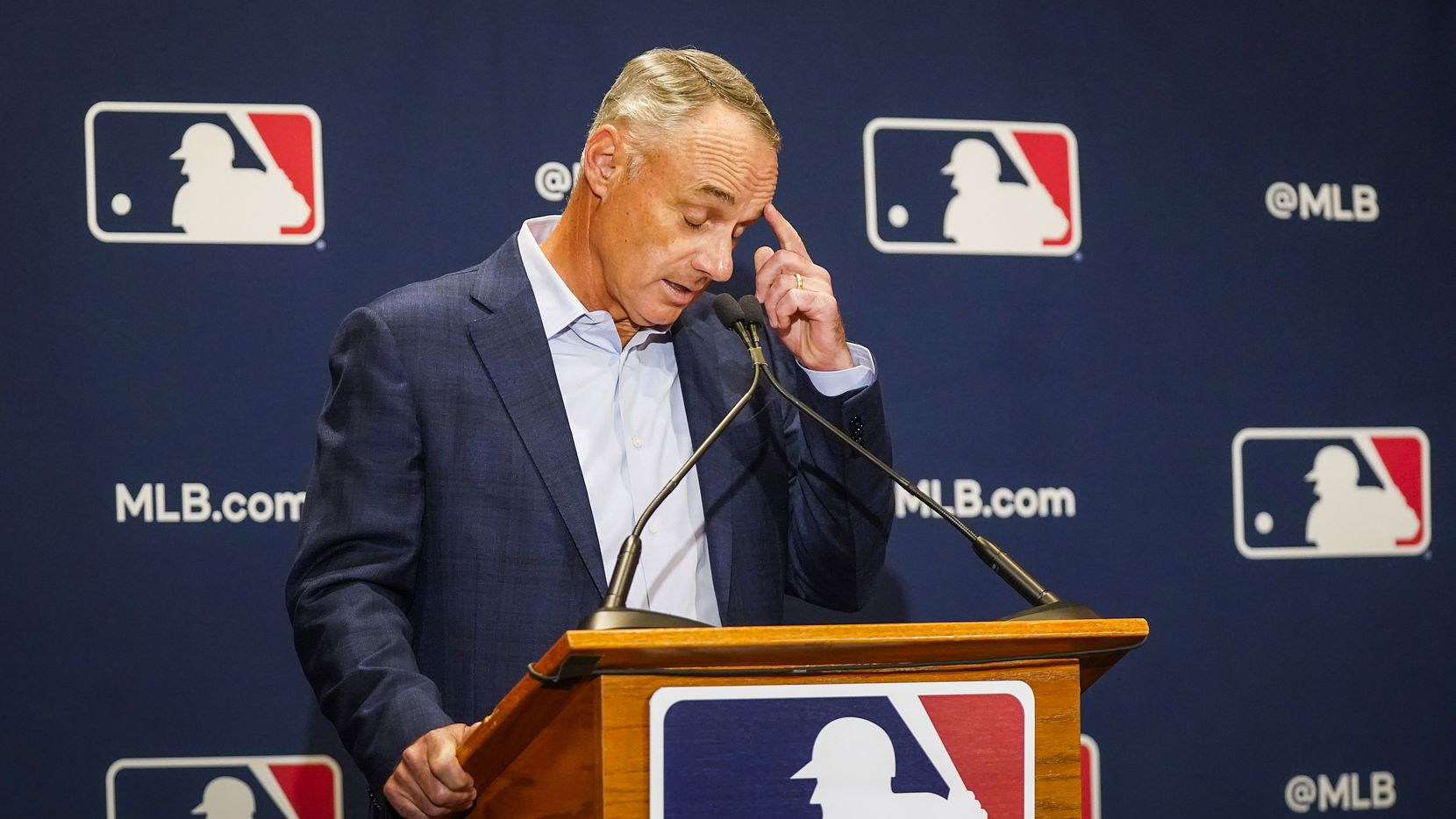 Rob Manfred's latest defense of Astros' punishments only adds to absurd  mess MLB has created